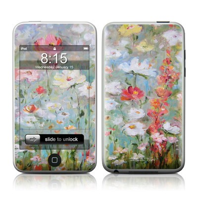 iPod Touch Skin - Flower Blooms