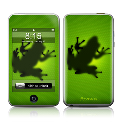iPod Touch Skin - Frog