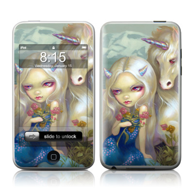 iPod Touch Skin - Fiona Unicorn
