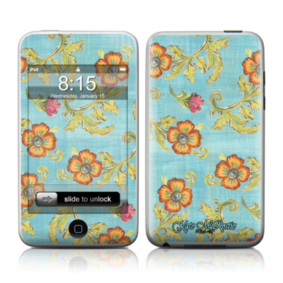 iPod Touch Skin - Garden Jewel