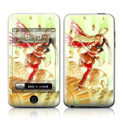 iPod Touch Skin - Gear Thief