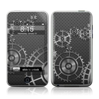 iPod Touch Skin - Gear Wheel