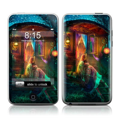 iPod Touch Skin - Gypsy Firefly