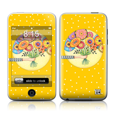 iPod Touch Skin - Giving