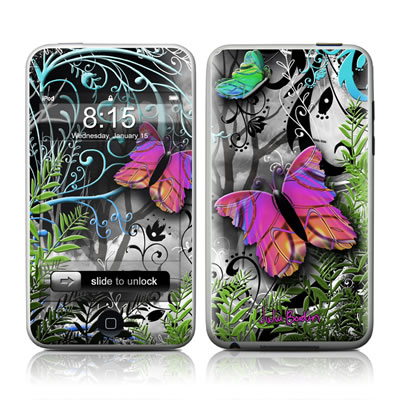 iPod Touch Skin - Goth Forest