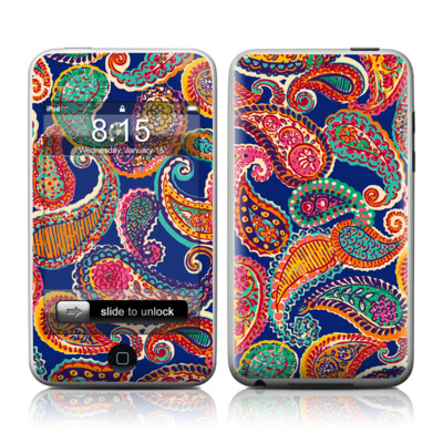 iPod Touch Skin - Gracen Paisley