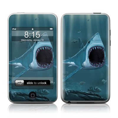 iPod Touch Skin - Great White