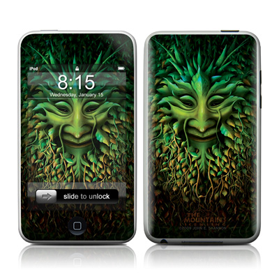 iPod Touch Skin - Greenman