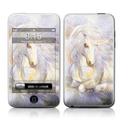 iPod Touch Skin - Heart Of Unicorn