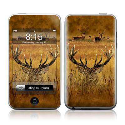 iPod Touch Skin - Hiding Buck