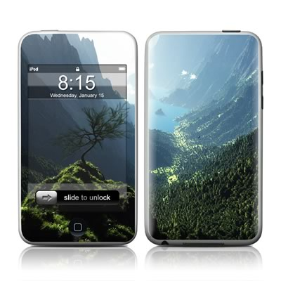 iPod Touch Skin - Highland Spring