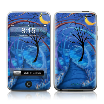 iPod Touch Skin - Ichabods Forest