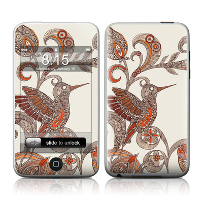 iPod Touch Skin - You Inspire Me