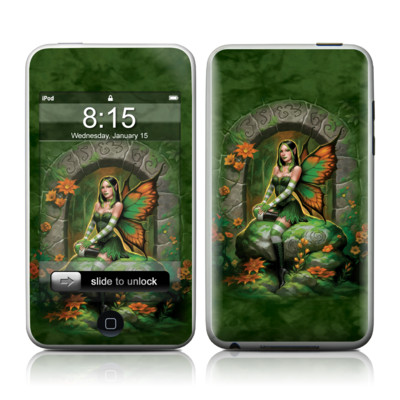 iPod Touch Skin - Jade Fairy