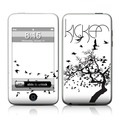 iPod Touch Skin - KICKER Birds