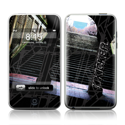 iPod Touch Skin - Kicker NYC
