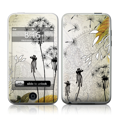 iPod Touch Skin - Little Dandelion