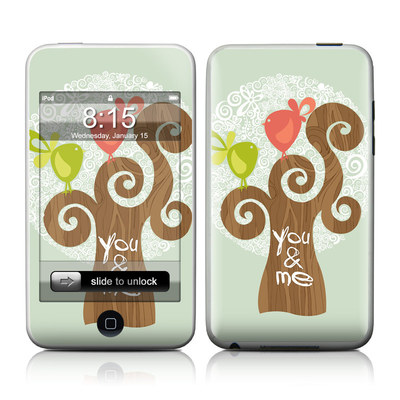 iPod Touch Skin - Two Little Birds