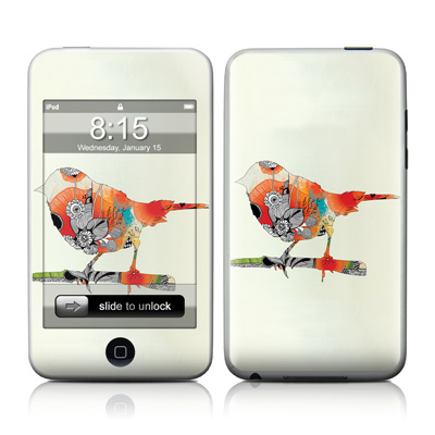 iPod Touch Skin - Little Bird