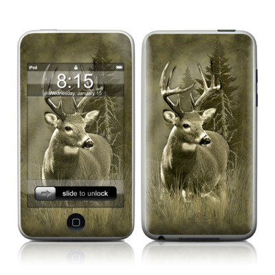 iPod Touch Skin - Lone Buck