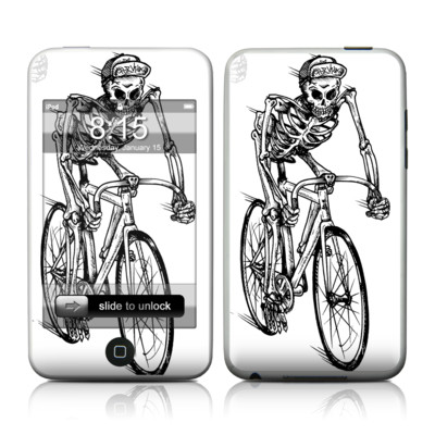 iPod Touch Skin - Lone Rider