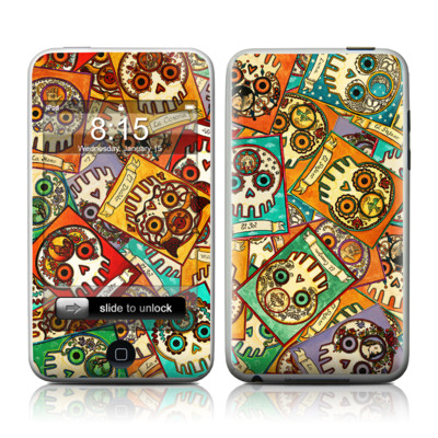 iPod Touch Skin - Loteria Scatter