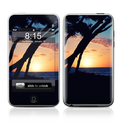 iPod Touch Skin - Mallorca Sunrise