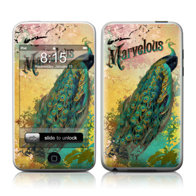 iPod Touch Skin - Marvelous