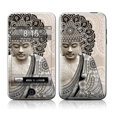 iPod Touch Skin - Meditation Mehndi