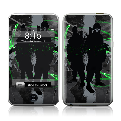 iPod Touch Skin - Modern War