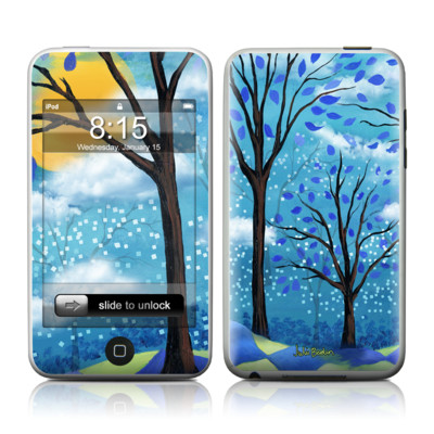 iPod Touch Skin - Moon Dance Magic