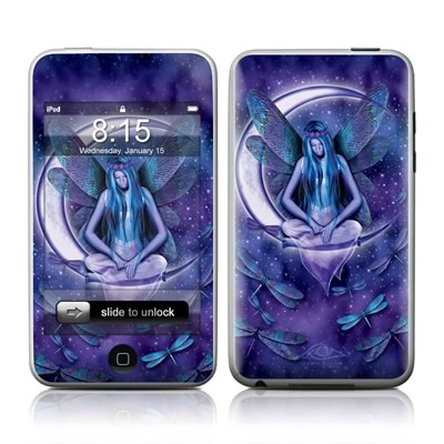 iPod Touch Skin - Moon Fairy