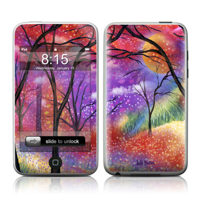 iPod Touch Skin - Moon Meadow