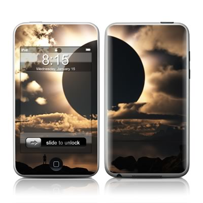 iPod Touch Skin - Moon Shadow