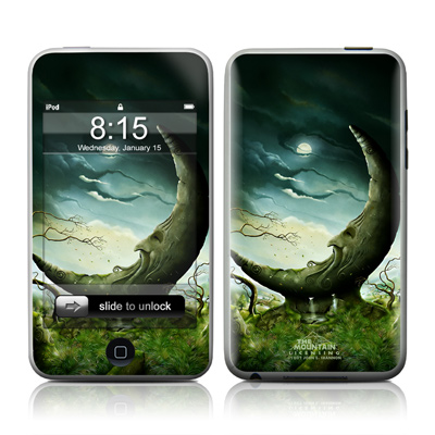 iPod Touch Skin - Moon Stone