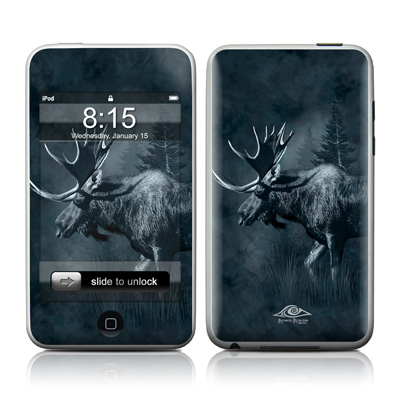 iPod Touch Skin - Moose