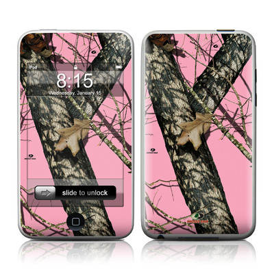 iPod Touch Skin - Break-Up Pink