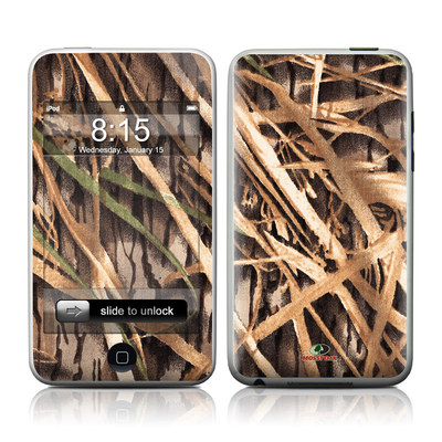 iPod Touch Skin - Shadow Grass