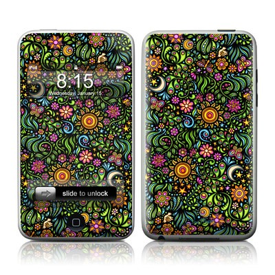 iPod Touch Skin - Nature Ditzy