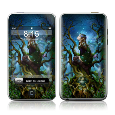 iPod Touch Skin - Nightshade Fairy