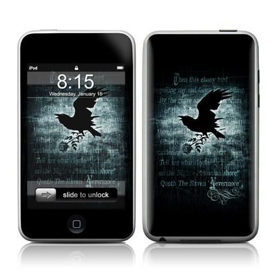 iPod Touch Skin - Nevermore