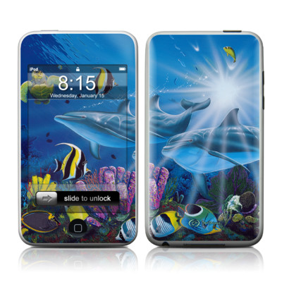iPod Touch Skin - Ocean Friends