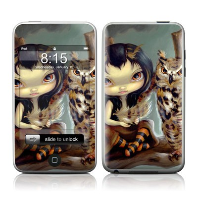 iPod Touch Skin - Owlyn