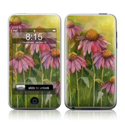 iPod Touch Skin - Prairie Coneflower