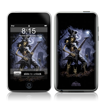iPod Touch Skin - Play Dead