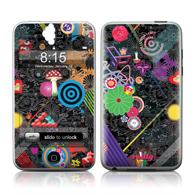 iPod Touch Skin - Play Time
