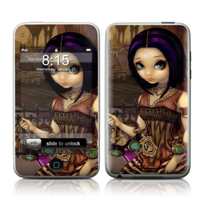 iPod Touch Skin - Poe