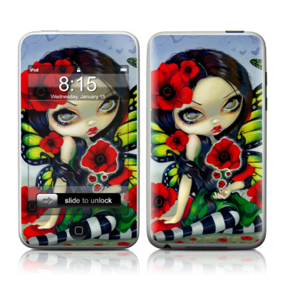 iPod Touch Skin - Poppy Magic
