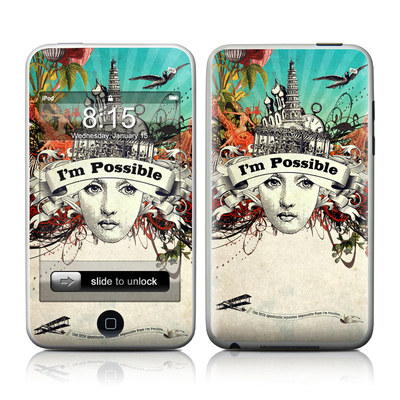 iPod Touch Skin - Possible
