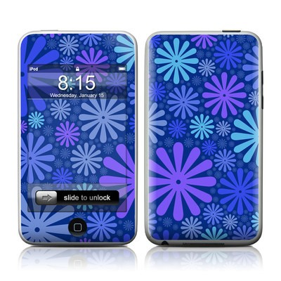 iPod Touch Skin - Indigo Punch